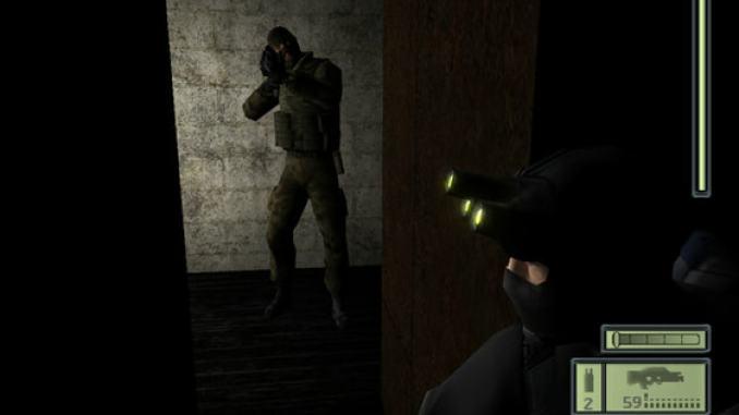 Tom Clancy's Splinter Cell screenshot 1