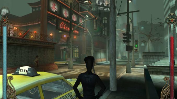 Vampire: The Masquerade Bloodlines screenshot 2