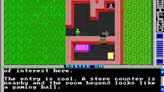 Wasteland 1: The Original Classic screenshot 3