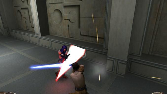 Star Wars: Jedi Knight II - Jedi Outcast screenshot 3