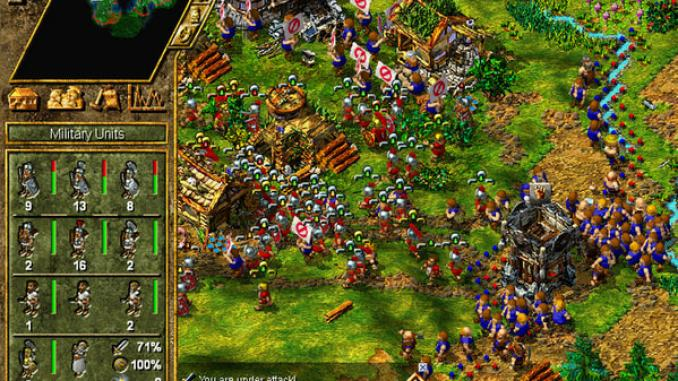 The Settlers 4: Gold Edition screenshot 2