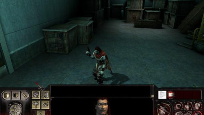Vampire: The Masquerade-Redemption screenshot 2