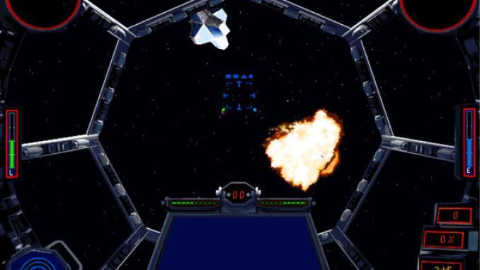 Star Wars: X-Wing Vs. TIE Fighter screenshot 2