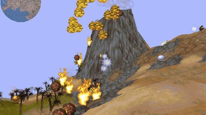 Magic Carpet screenshot 1