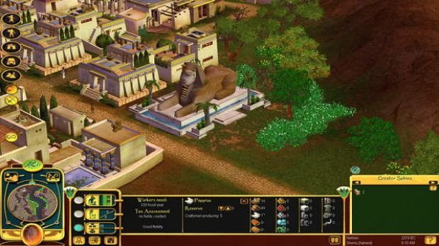 Children of the Nile Complete screenshot 1