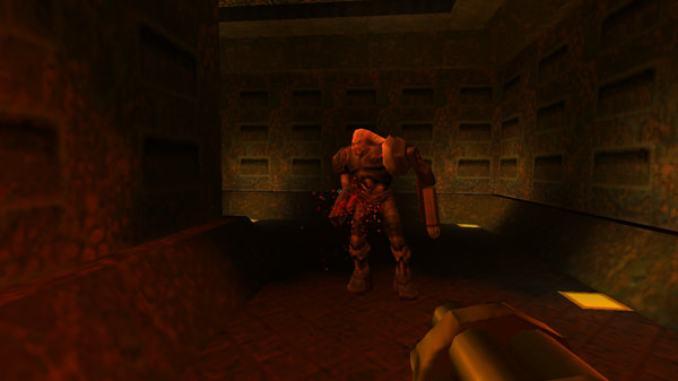 Quake II: Quad Damage screenshot 1