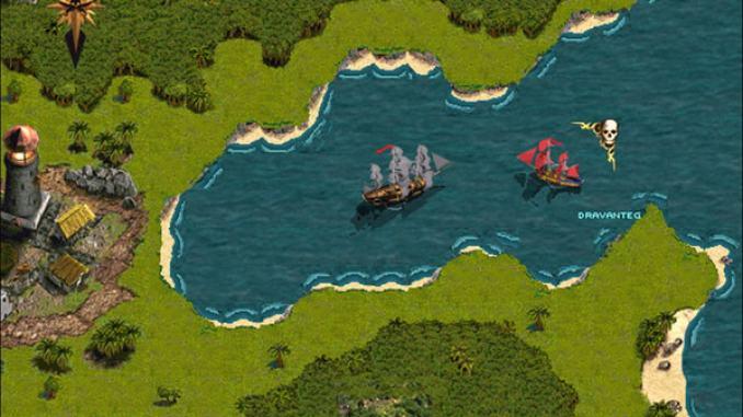 Corsairs Gold screenshot 2