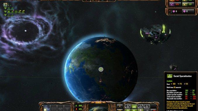 Sins of a Solar Empire: Rebellion Ultimate Edition screenshot 2