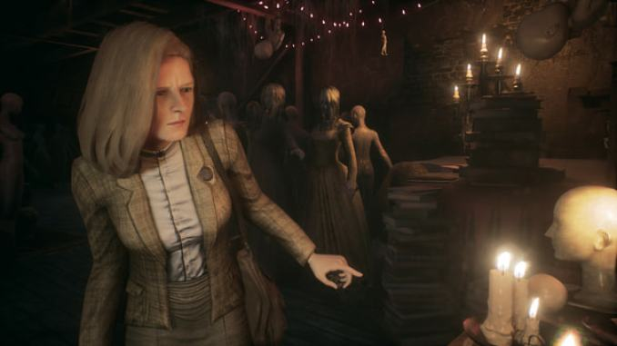 Remothered: Tormented Fathers screenshot 3