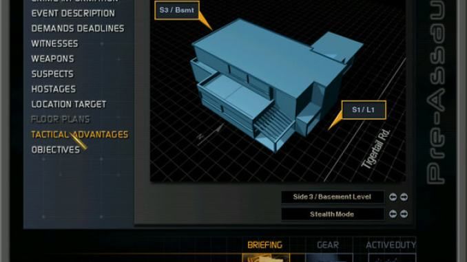 SWAT 3: Tactical Game of the Year Edition screenshot 2