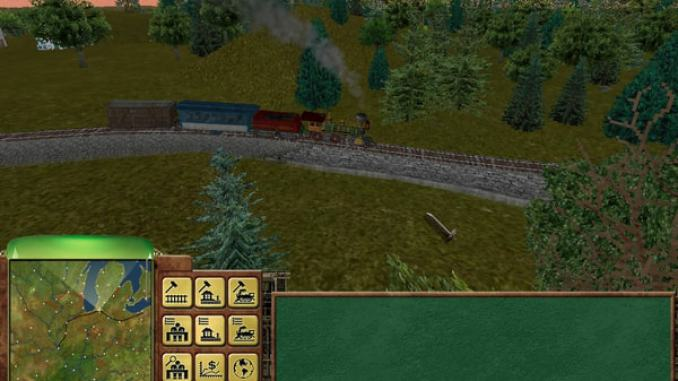 Railroad Tycoon 3 screenshot 1