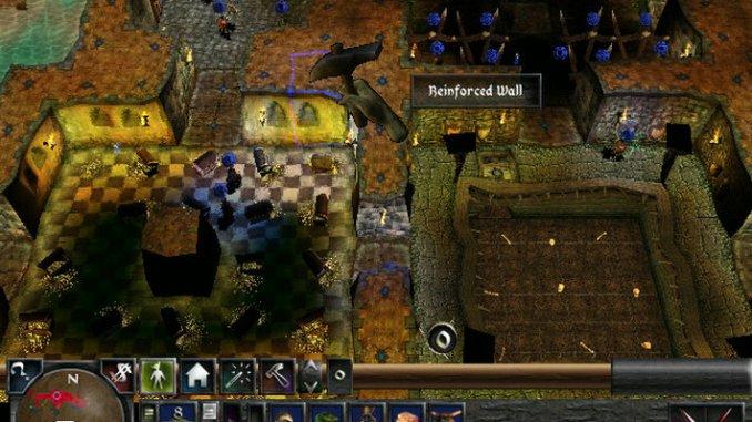 Dungeon Keeper 2 screenshot 1