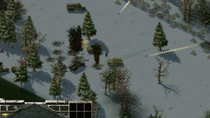 Sudden Strike Gold screenshot 2