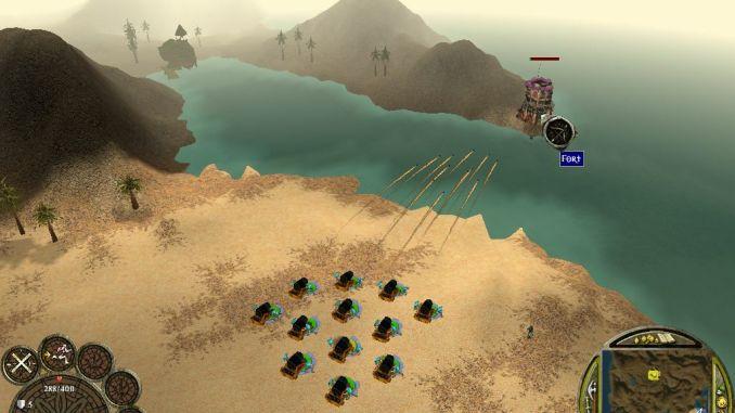 Warrior Kings screenshot 2