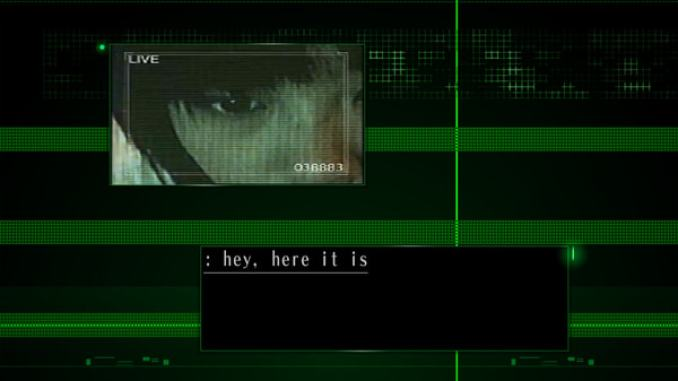 The Silver Case screenshot 2