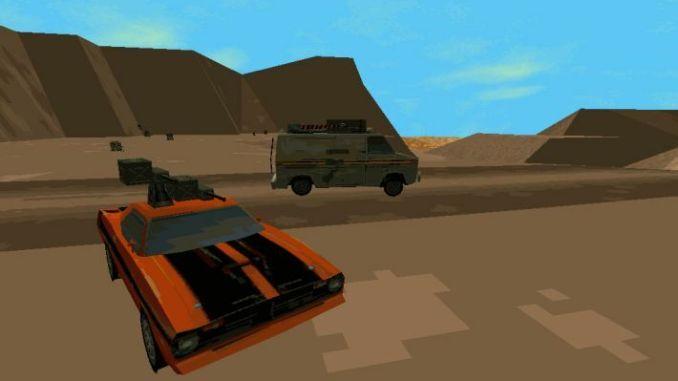The Interstate '76 Arsenal screenshot 1