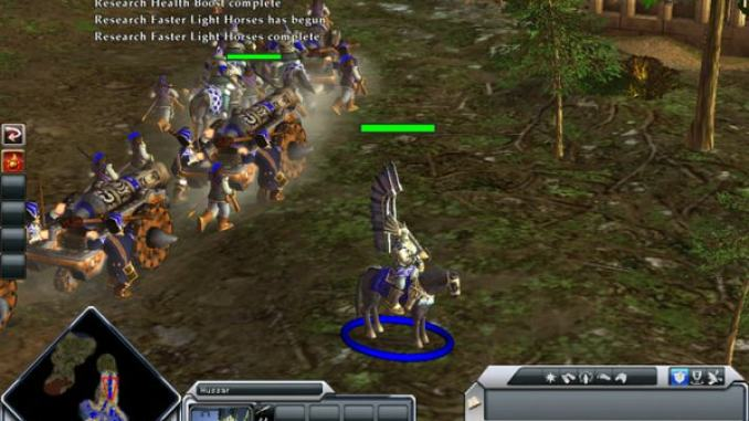 Empire Earth 3 screenshot 2