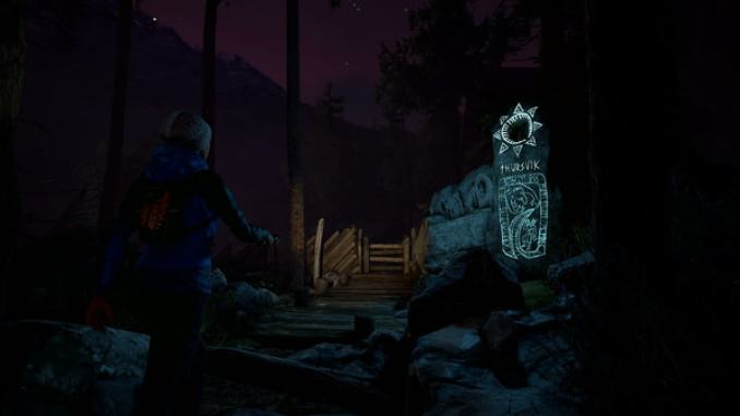 Through the Woods: Collectors Edition screenshot 2