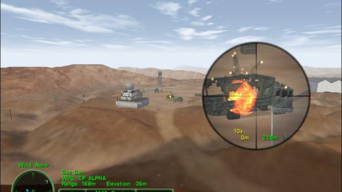 Delta Force: Land Warrior + Task Force Dagger screenshot 1