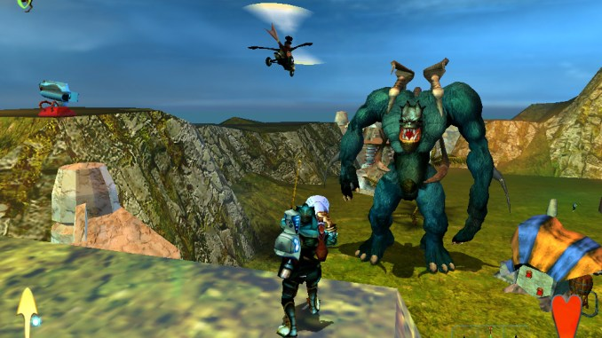 Giants: Citizen Kabuto screenshot 3