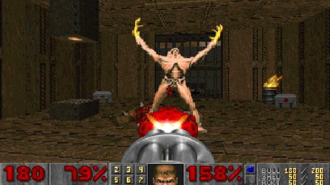 Doom II + Final Doom screenshot 1