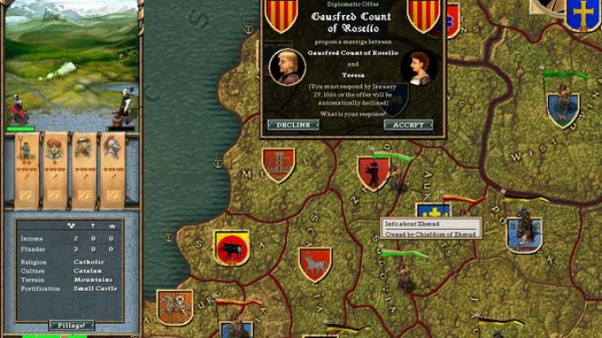 Crusader Kings Complete screenshot 3