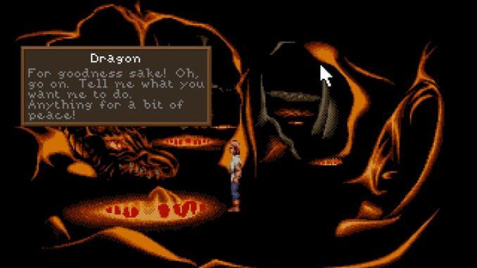 Lure of the Temptress screenshot 3