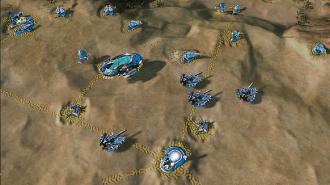 Ashes of the Singularity: Escalation screenshot 2