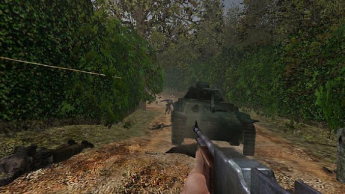 Medal Of Honor: Allied Assault War Chest screenshot 1