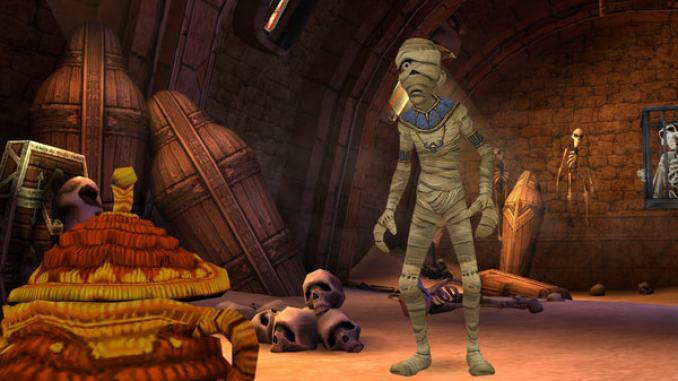 Sphinx and the Cursed Mummy screenshot 2