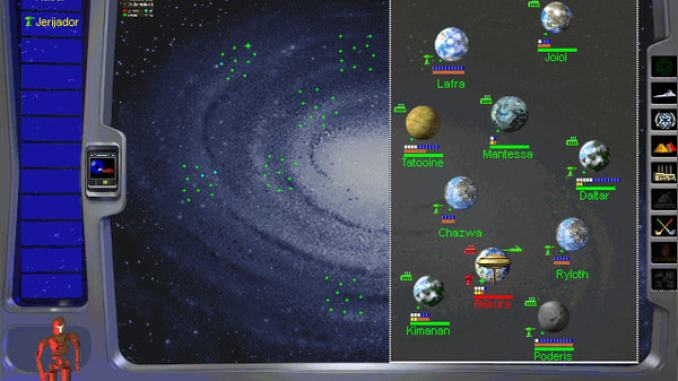Star Wars: Rebellion screenshot 3
