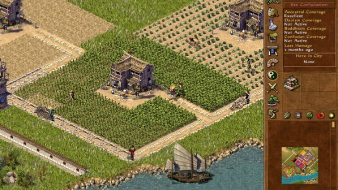 Emperor: Rise of the Middle Kingdom screenshot 3