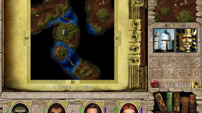 Might and Magic 7: For Blood and Honor screenshot 2