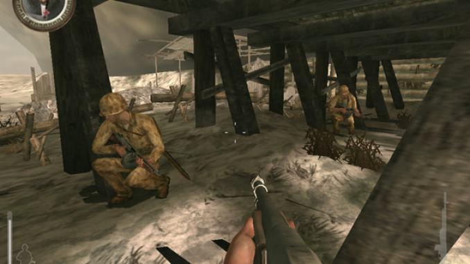 Medal of Honor: Pacific Assault screenshot 2