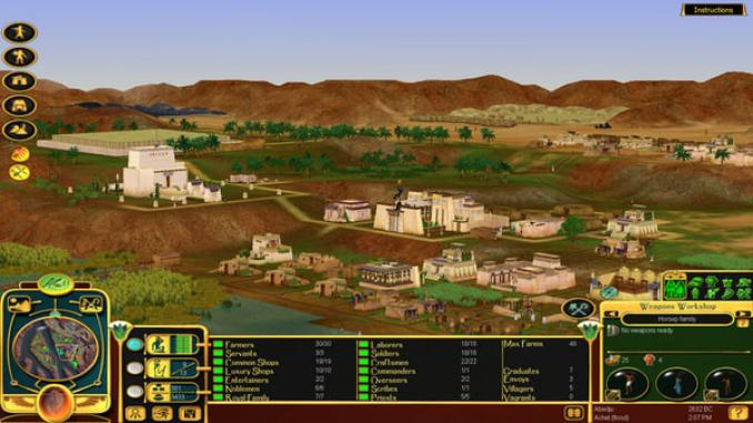 Children of the Nile Complete screenshot 3