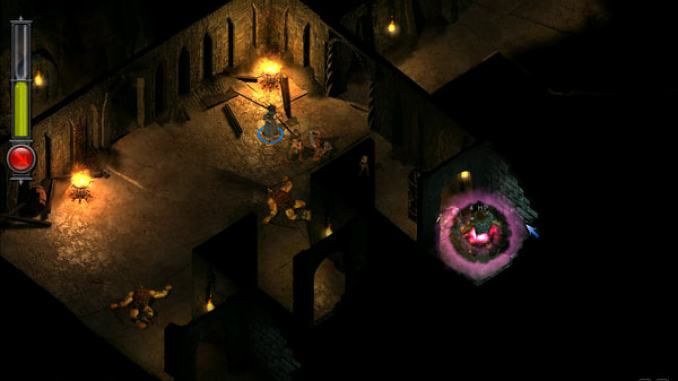 The Temple of Elemental Evil screenshot 3