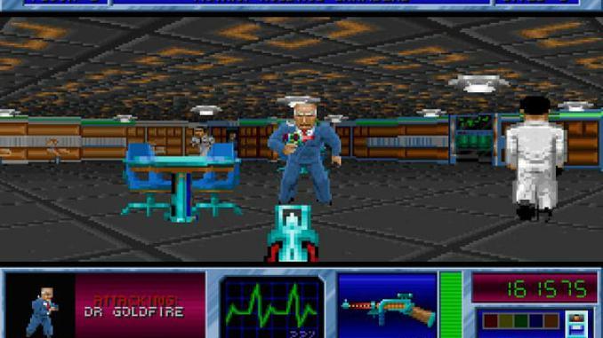 Blake Stone: Aliens of Gold screenshot 1