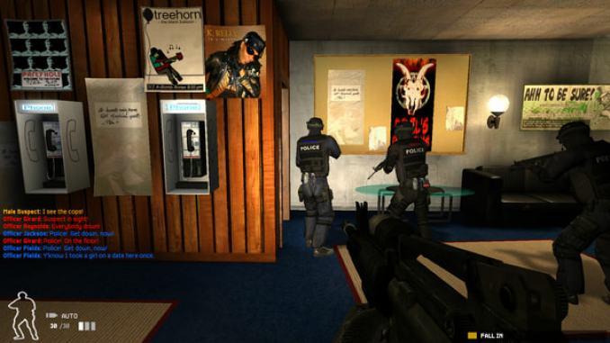 SWAT 4 Gold Edition screenshot 3
