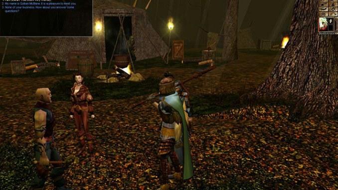 Neverwinter Nights Diamond screenshot 1