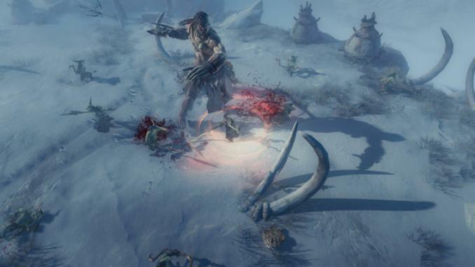 Vikings: Wolves of Midgard screenshot 1