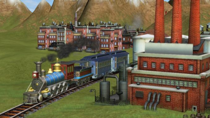 Sid Meier's Railroads! screenshot 2