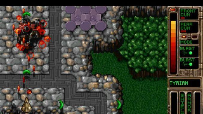 Tyrian 2000 screenshot 3