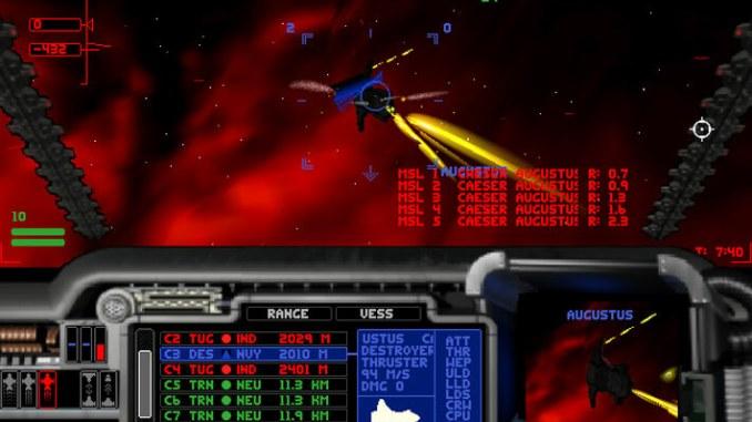 Independence War Deluxe screenshot 2