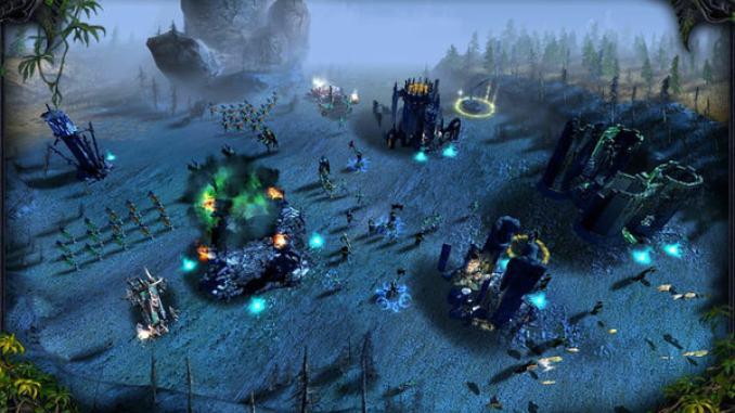 Heroes of Annihilated Empires screenshot 1