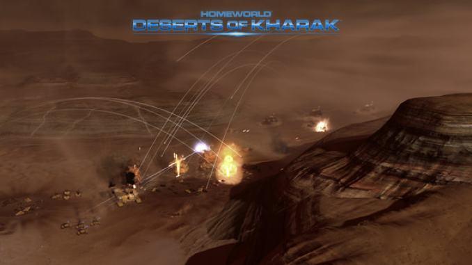 Homeworld: Deserts of Kharak screenshot 3