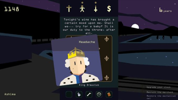 Reigns: Her Majesty screenshot 2