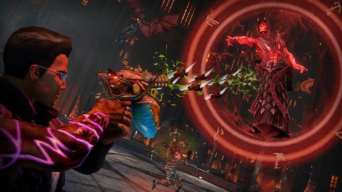 Saints Row: Gat out of Hell + DLC screenshot 2