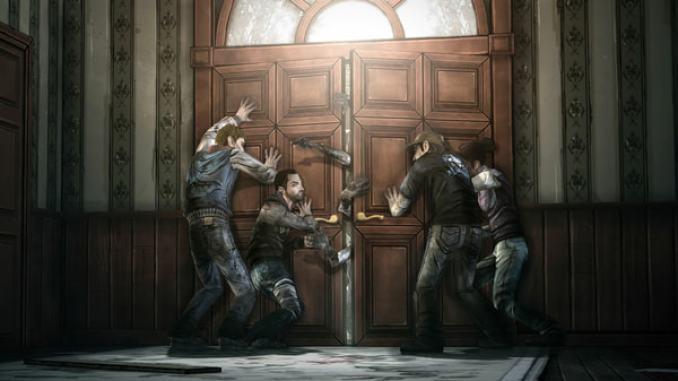 The Walking Dead: Season 1 screenshot 3