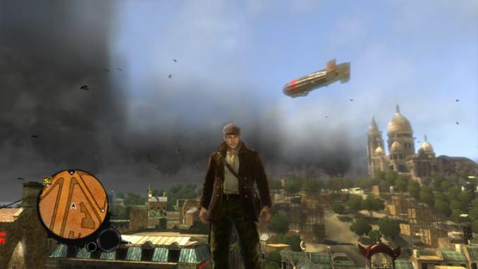 The Saboteur screenshot 1
