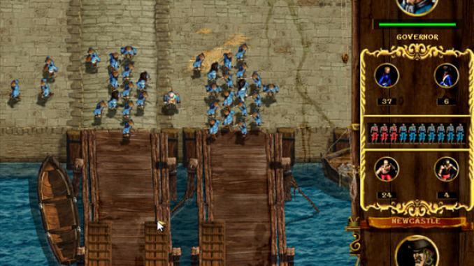 Corsairs Gold screenshot 1